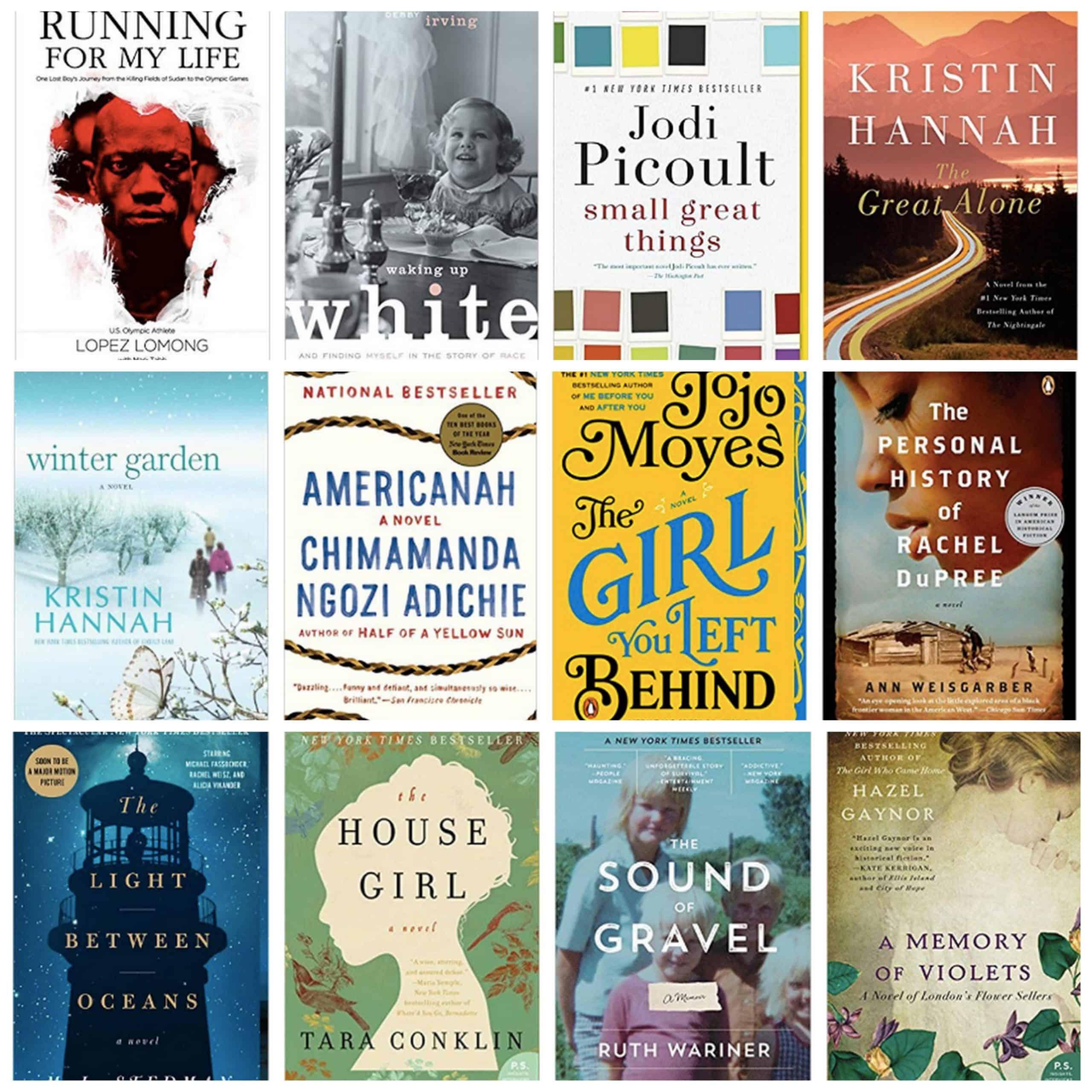 Favorite Books of 2018