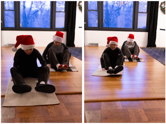 Minute to Win It Kids Holiday Party Games