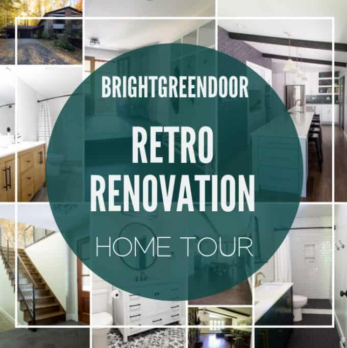 Retro Renovation Home Tour