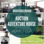 Auction Adventure House Home Tour