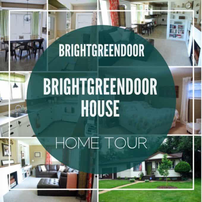 BrightGreenDoor House Home Tour