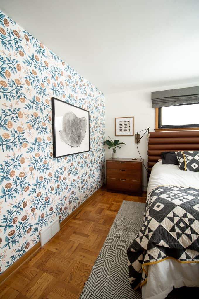 Hygge & West Peonies Wallpaper