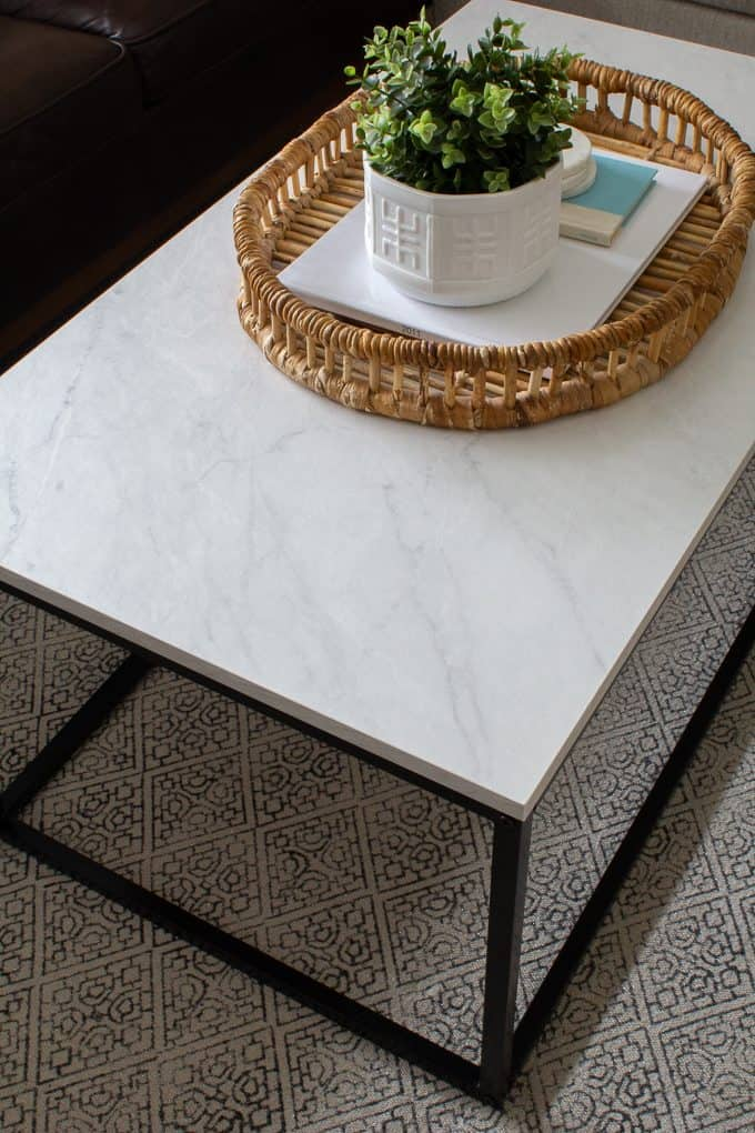 Modern Affordable Coffee Table
