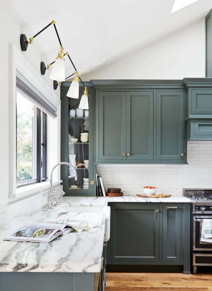 Pewter Green by Sherwin Williams