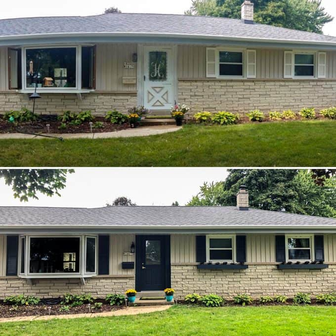 Affordable Curb Appeal
