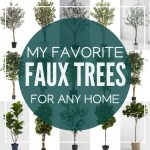 Faux Trees for Any Home