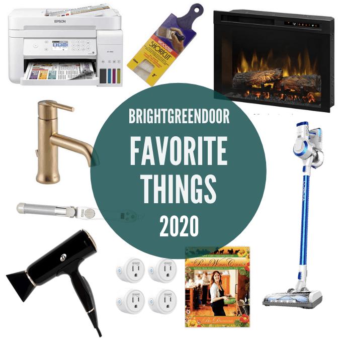 Favorite Things 2020