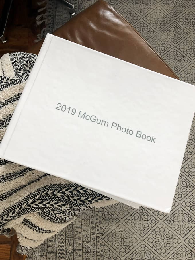 How to Capture a Year's Worth of Memories in One Big Photo Book