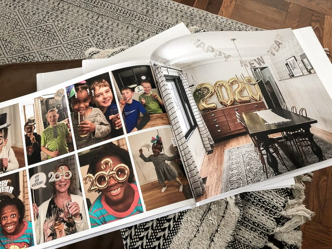 Documenting New Years in Photo Books