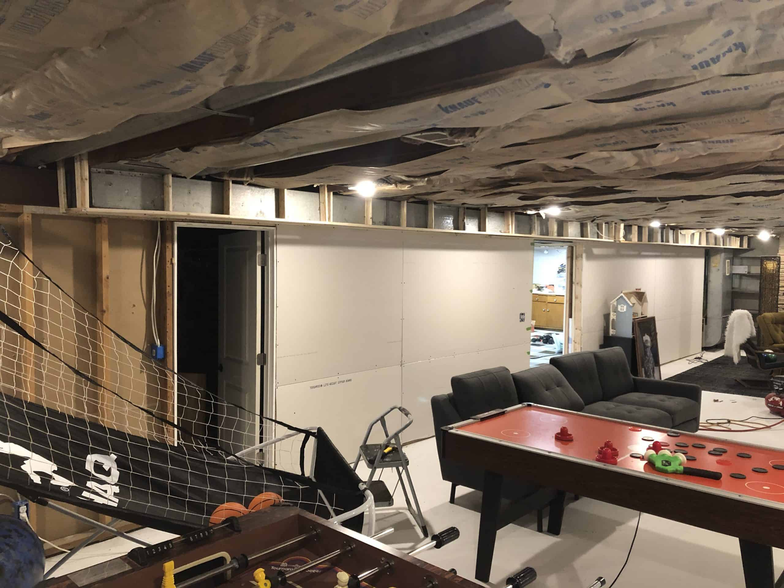 Framing Ductwork