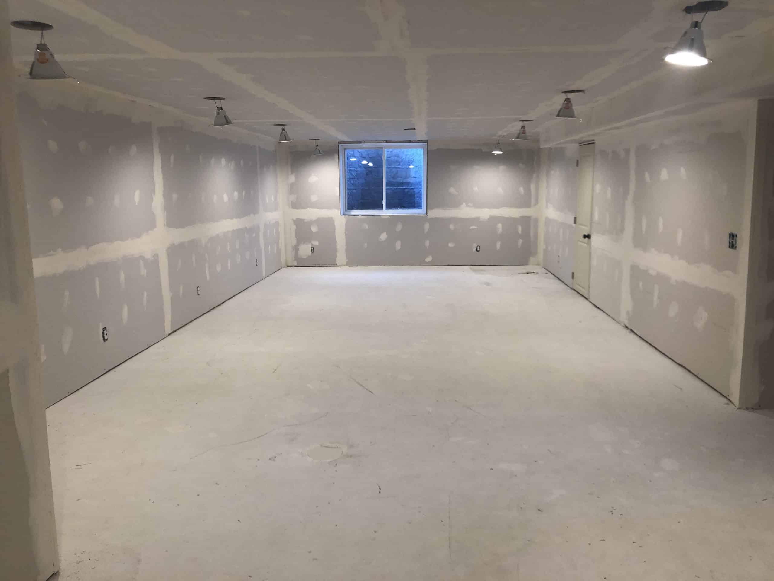 DIY Drywall Finishing