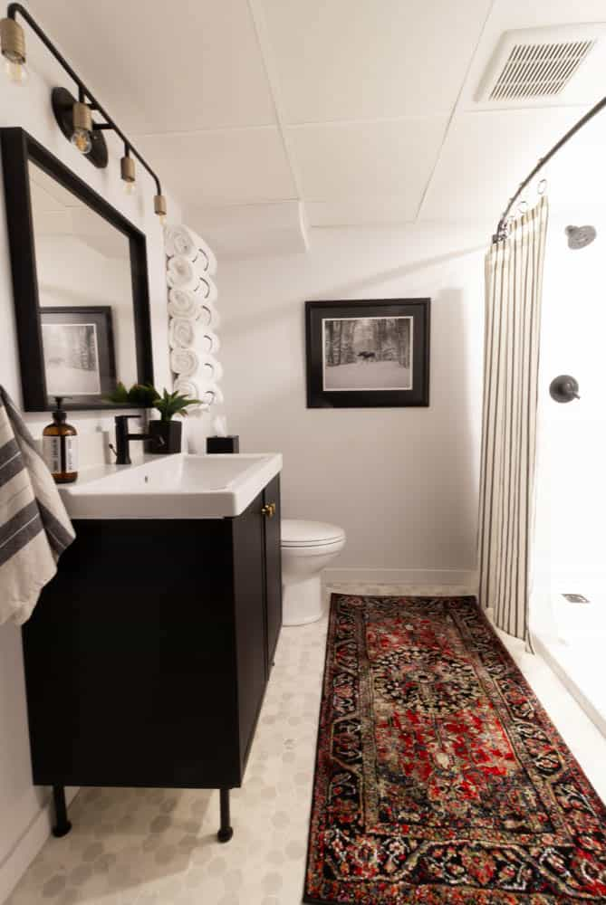 Cost To Add A Basement Bathroom, Cost For Bathroom In Basement