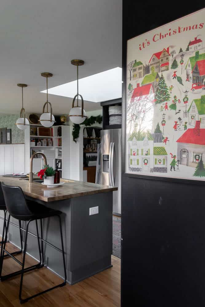 BrightGreenDoor Christmas Kitchen